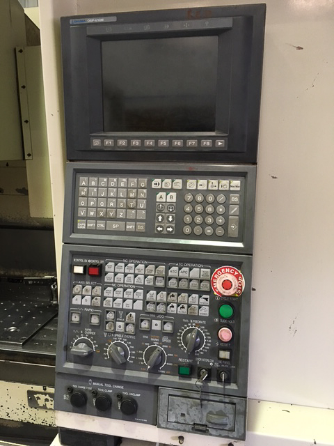 Okuma MX-55VA (1999) – Intermach